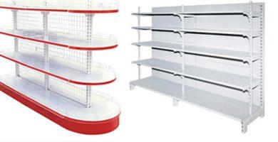 So sánh độ linh động về kích thước và chất lượng 3 mẫu kệ để hàng siêu thị hà nội, sài gòn và trung quốc